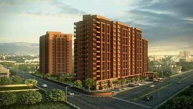 Kavisha Corporation Builders Kavisha Pebble Bay 2 Chandkheda, Gandhinagar & Sabarmati