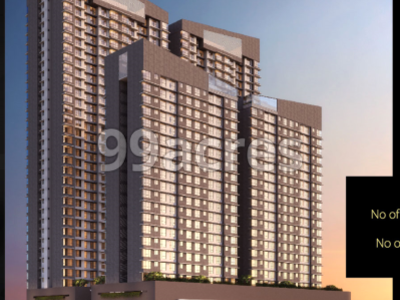 Unique Keemaya UK Iridium Kandivali (East), Mumbai Andheri-Dahisar