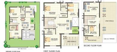 4 BHK Villa in Keerthi Richmond Villas