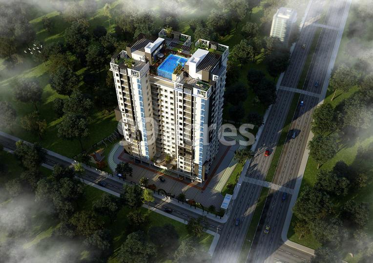 Keerthi Krishna Viva Aerial View