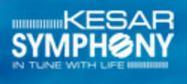 LOGO - Kesar Symphony