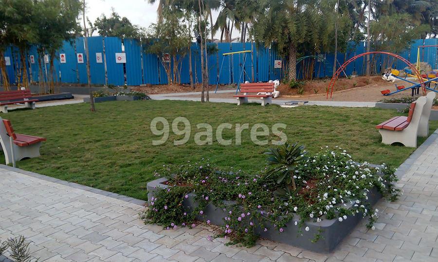 KG Centre Point Landscape Garden