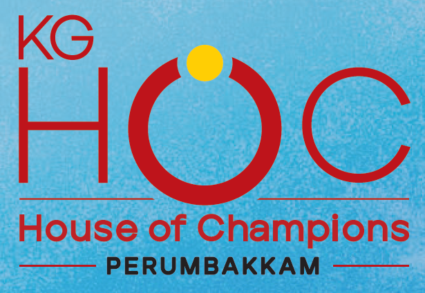 LOGO - KG House of Champions