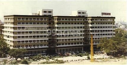 KG Shakthi Towers Elevation