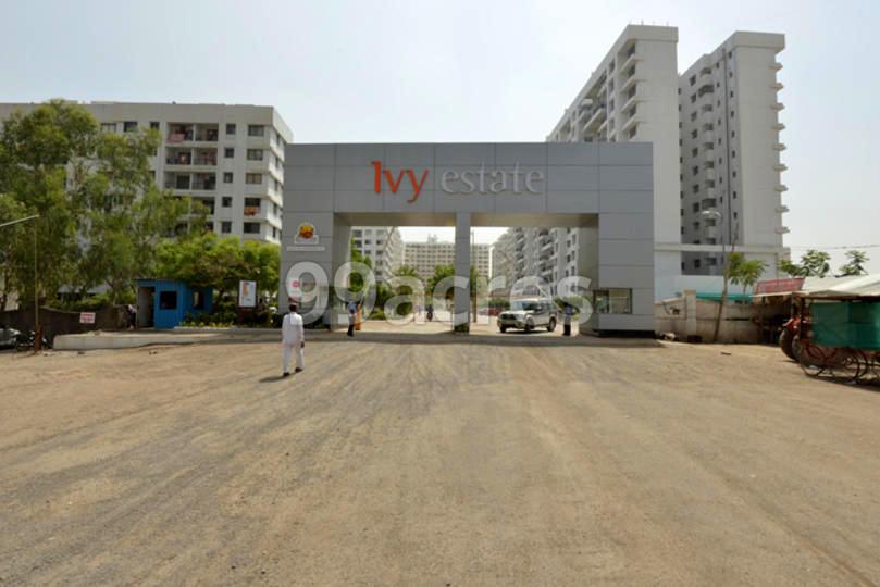 Kolte Patil IVY Estate Entrance