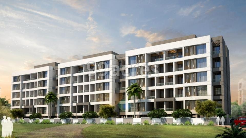 Krisala Developers and Dhoot Builders Krisala Adora Ravet Pune