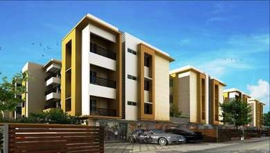 Krishna Group Krishna Emerald Heights Pallikaranai, Chennai South