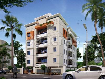 Krupaluji Constructions Krupaluji Urmilla Apartment Patrapada, Bhubaneswar