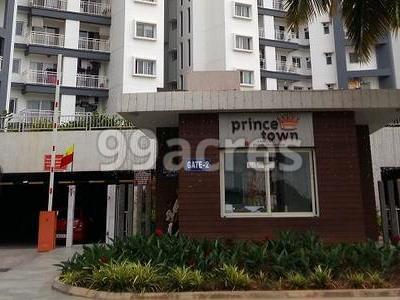 Kumar Properties Kumar Princetown Jalahalli, Bangalore North