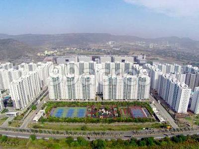 Megapolis And Pegasus And Kumar Properties And ABI Kumar Megapolis Hinjewadi, Pune