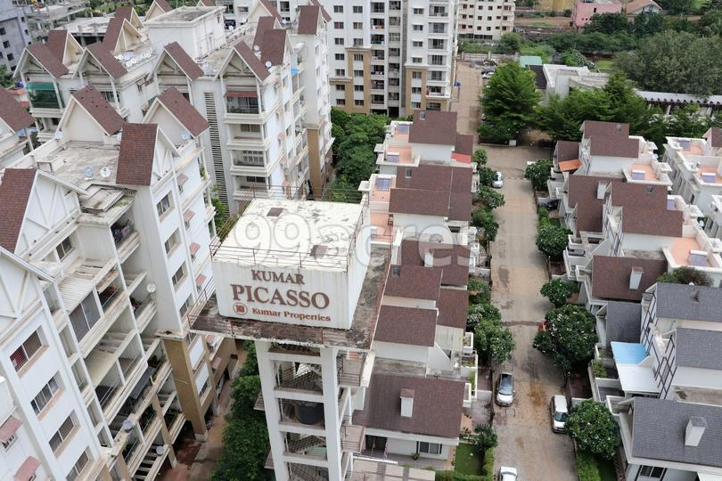 Kumar Picasso Aerial View