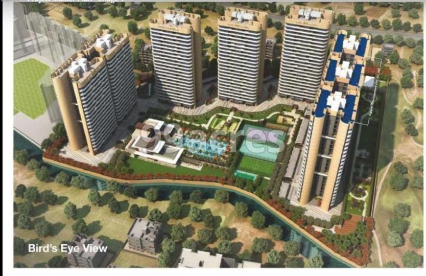 Kumar Prospera Aerial View