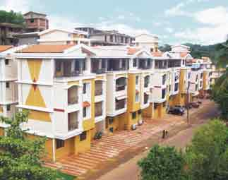 Kurtarkar Real Estate Kurtarkar Vatika Ponda, South Goa