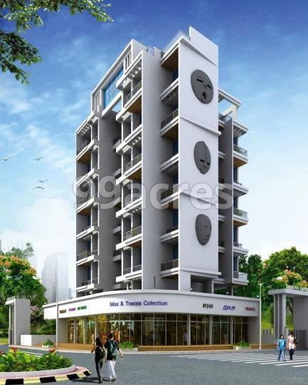 LK Krishna Empire Elevation