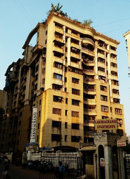 Lakshachandi Apartments Elevation