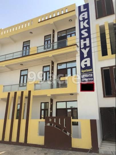 Lakshya Apartment Elevation