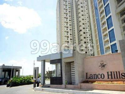 Lanco Hills Technology Park Lanco Hills Apartments Manikonda, Hyderabad
