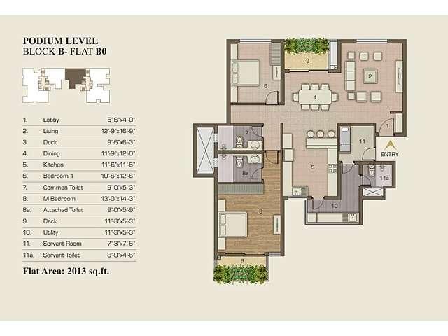 Landmark Vertica Chennai, Gopalapuram | Price List, Brochure, Floor Plan