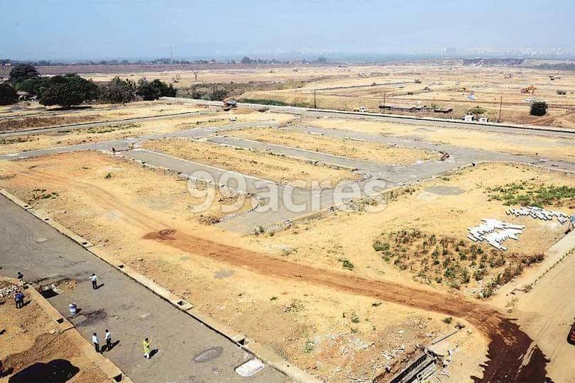 Landmark Mangaon City Aerial View
