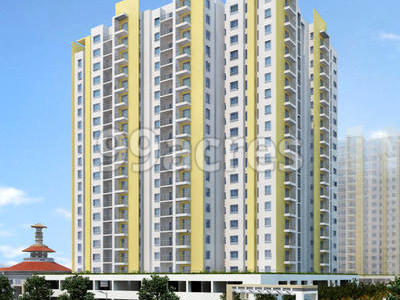Larsen and Toubro - Realty Division L and T Eden Park Siruseri, Chennai South
