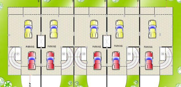 Laxmi Dream View Parking Plan
