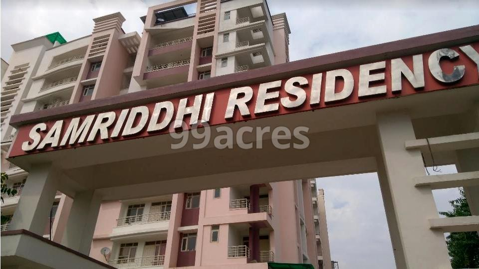 DND Samriddhi Residency Entrance