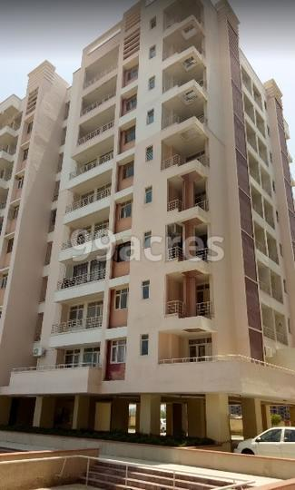 DND Samriddhi Residency Elevation