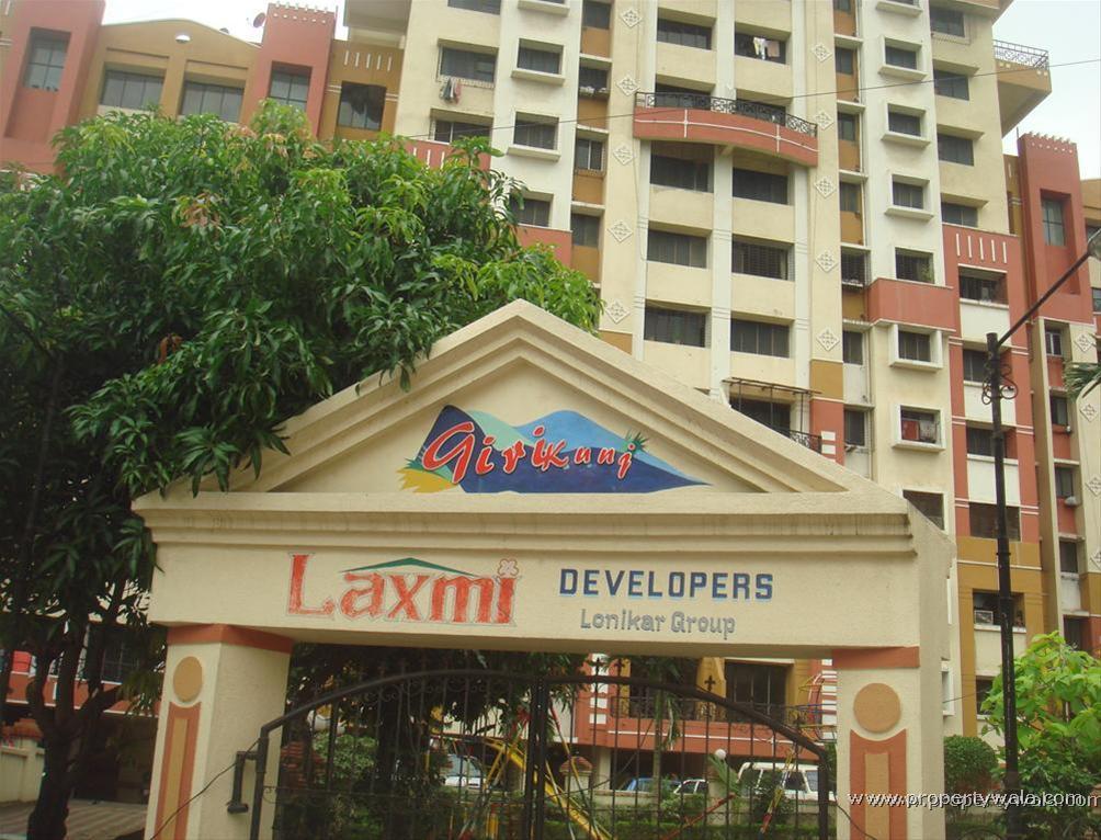 Laxmi Giri Kunj in Ghodbunder Road, Mumbai Thane