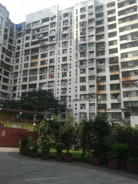 Laxmi Tridev Apartment Elevation Image