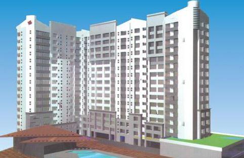 Laxmi Tridev Apartment Image