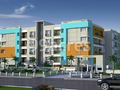 Laxmi Infra Venture Laxmi Residency 2 Hanspal, Bhubaneswar