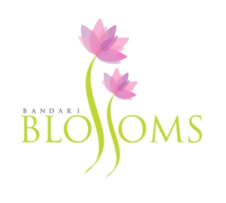 LOGO - Laxmi Bandari Blossoms