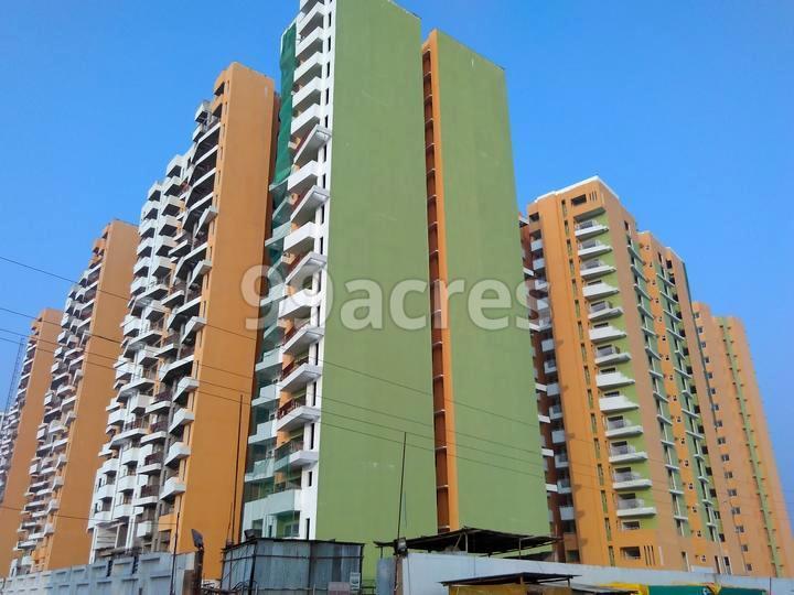 LDA Sargam Apartment Elevation