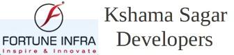 Leo Fortune Infra and Kshama Sagar Developers