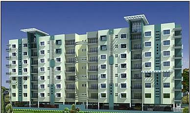 LG Infrastructure LG Dhauli Heights Sundarpada, Bhubaneswar