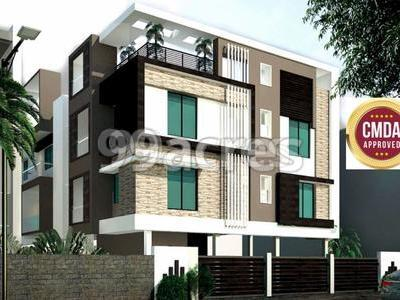 Life Spaces Designer Homes Luxuria West Tambaram, Chennai South
