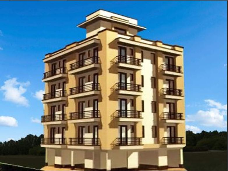 Livewell Infratech Tower 2 Elevation Image
