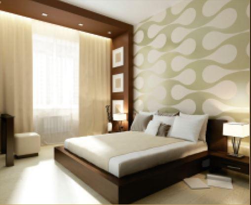 Living Stone The Royal Saket Sample Bedroom