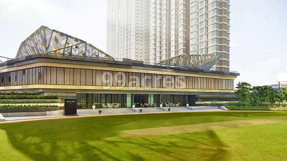 Lodha The Park Amenities View