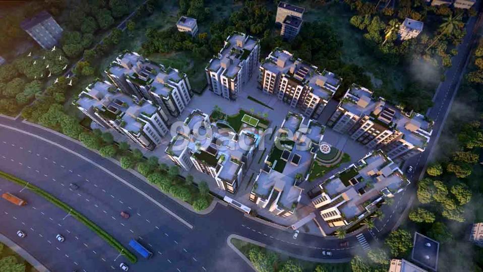 Freshia Aerial View