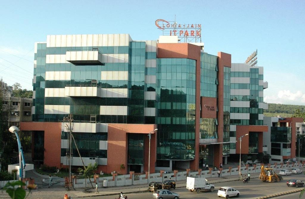 Lohia Jain IT Park in Bhusari Colony, Pune