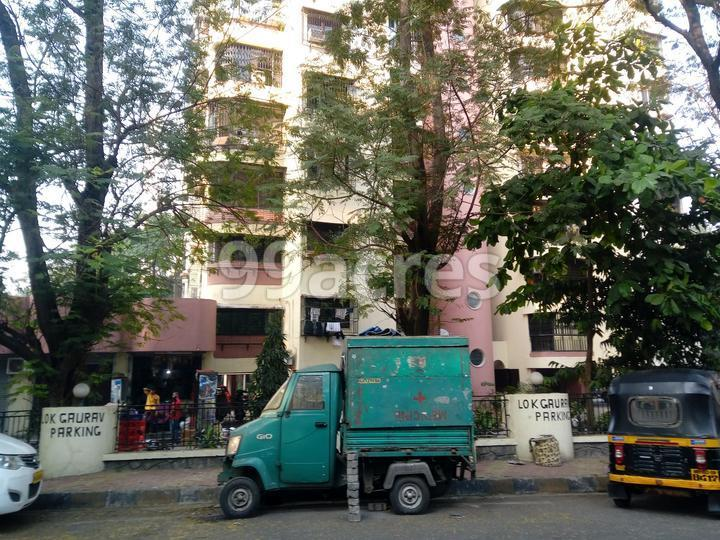 Lok Gaurav Complex Elevation