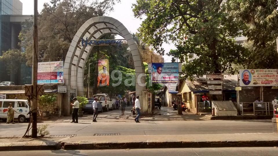 Lokhandwala Harmony Entrance