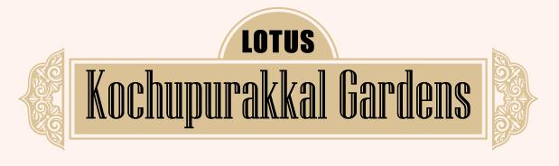 LOGO - Lotus Kochupurakkal Gardens