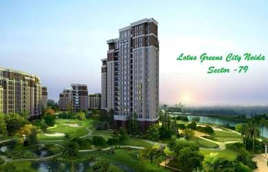 Lotus Greens Builders Lotus Greens Sports City Sector-79 Noida