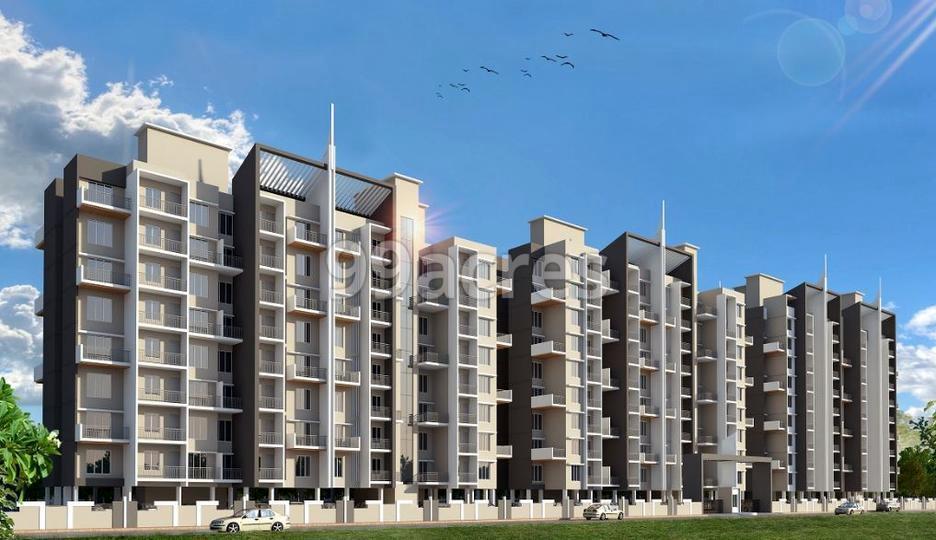 Laxmi Vishwa Artistic Elevation