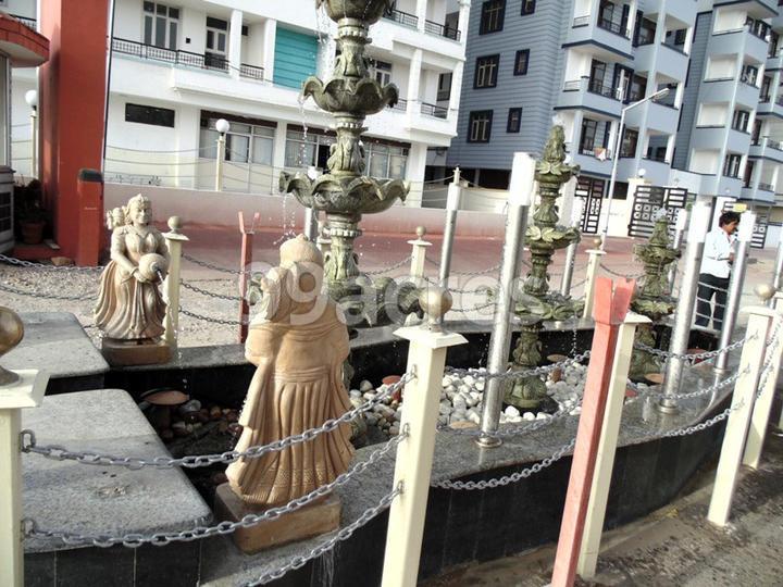 Lotus Villa Water Body