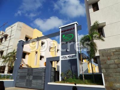 Loyal Housing Loyal Green Garden Ambattur, Chennai North