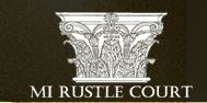 Logo - MI Rustle Court Lucknow