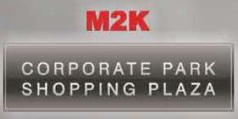 LOGO - M2K Corporate Park Shopping Plaza